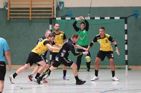 Handballer dürfen wieder aufs Parkett